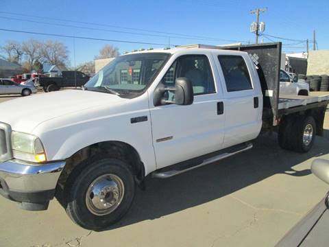 2003 Ford F-350 Super Duty for sale at Stagner INC in Lamar CO