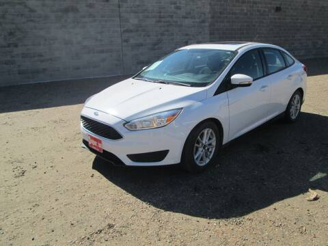 2016 Ford Focus for sale at Stagner INC in Lamar CO