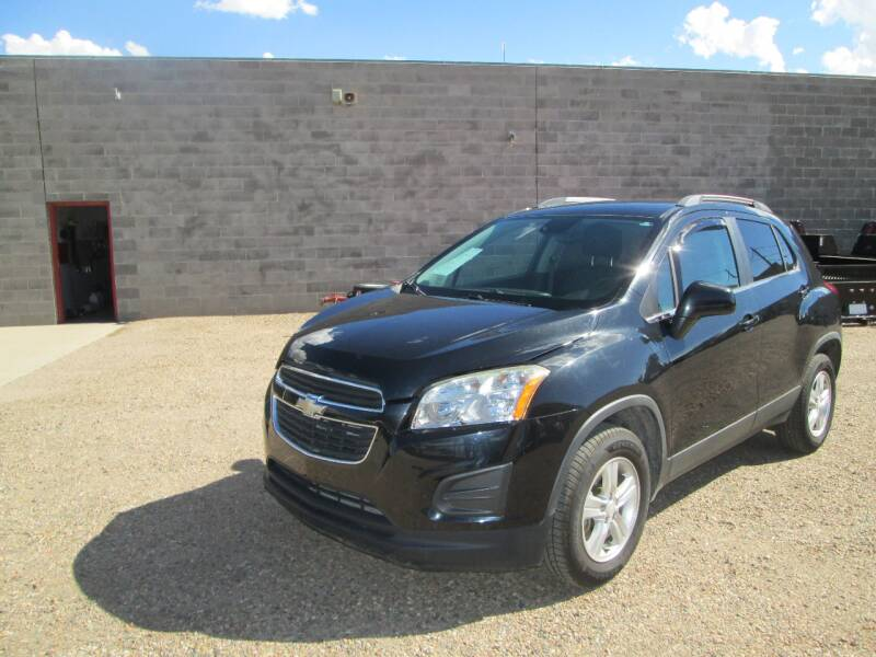 2015 Chevrolet Trax for sale at Stagner INC in Lamar CO