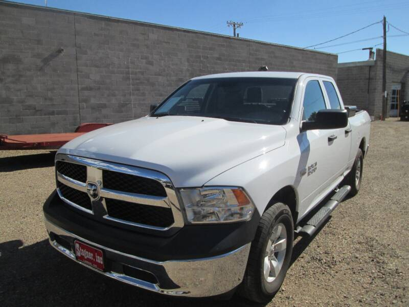 2018 RAM Ram Pickup 1500 for sale at Stagner INC in Lamar CO