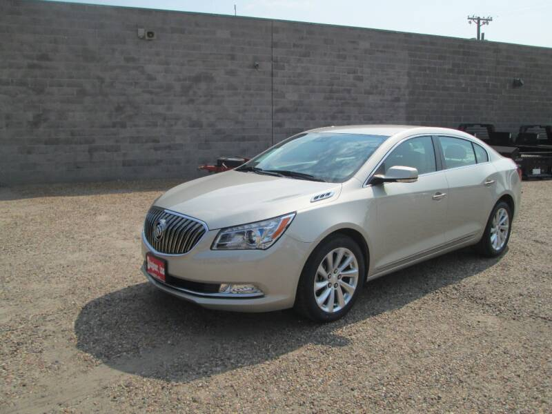2016 Buick LaCrosse for sale at Stagner INC in Lamar CO