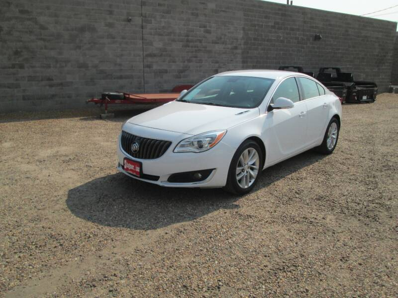 2014 Buick Regal for sale at Stagner INC in Lamar CO