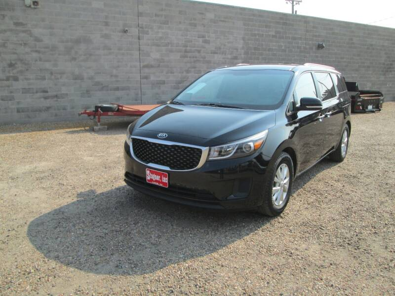 2016 Kia Sedona for sale at Stagner INC in Lamar CO