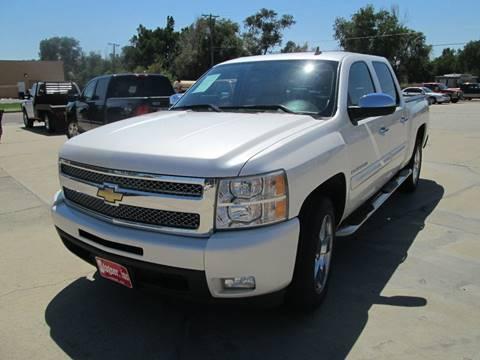 2011 Chevrolet Silverado 1500 for sale in Lamar, CO