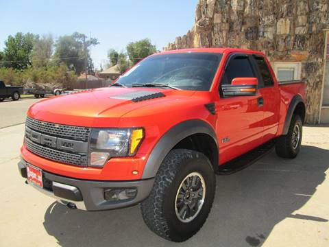 2011 Ford F-150 for sale in Lamar, CO