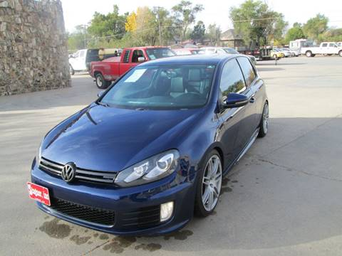 2011 Volkswagen GTI for sale in Lamar, CO