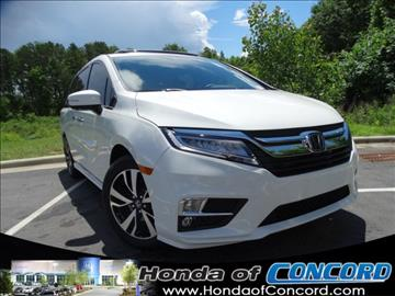 2018 Honda Odyssey for sale in Concord, NC