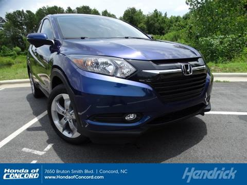 2017 Honda HR-V for sale in Concord NC