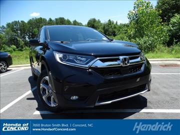 2017 Honda CR-V for sale in Concord, NC