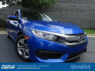 2016 Honda Civic for sale in Concord, NC