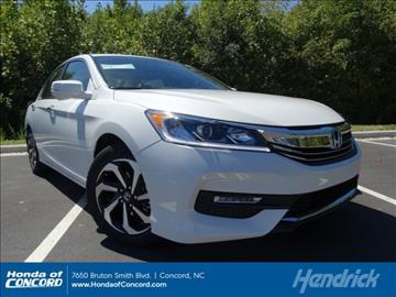 2017 Honda Accord for sale in Concord, NC