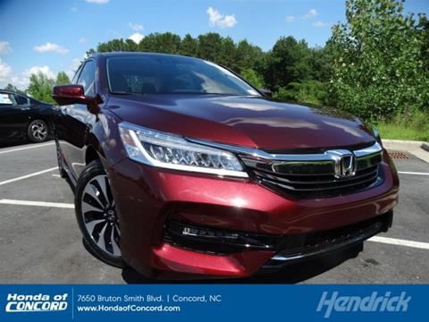 2017 Honda Accord Hybrid for sale in Concord, NC
