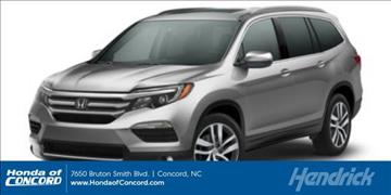 2017 Honda Pilot for sale in Concord, NC