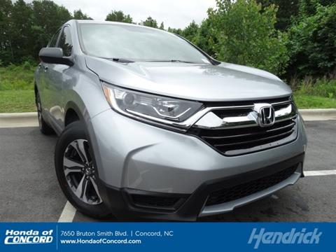 2017 Honda CR-V for sale in Concord NC