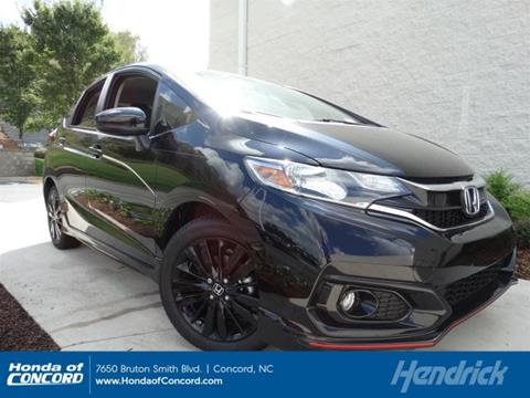 2018 Honda Fit for sale in Concord NC