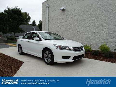 2015 Honda Accord for sale in Concord, NC