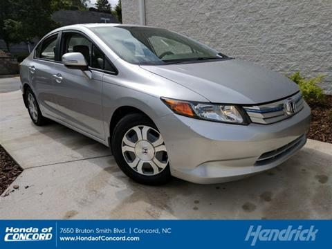 2012 Honda Civic for sale in Concord NC