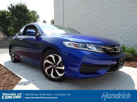 2016 Honda Accord for sale in Concord NC