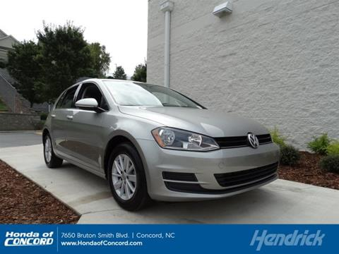 2016 Volkswagen Golf for sale in Concord NC