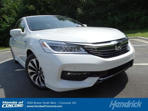 2017 Honda Accord Hybrid for sale in Concord NC