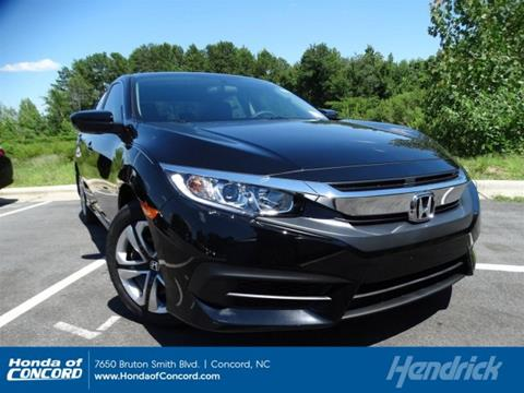 2017 Honda Civic for sale in Concord NC