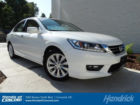 2015 Honda Accord for sale in Concord NC