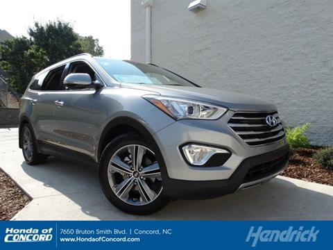 2016 Hyundai Santa Fe for sale in Concord NC