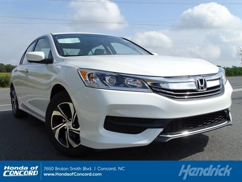 2017 Honda Accord for sale in Concord NC