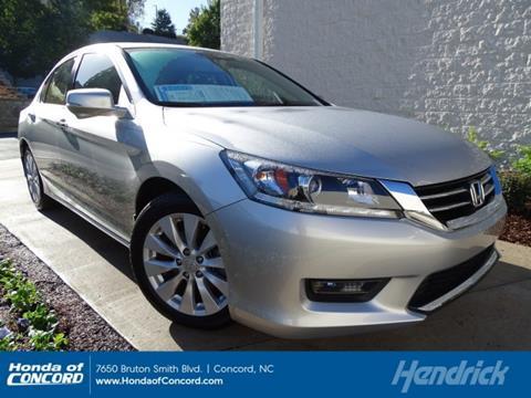 2015 Honda Accord for sale in Concord NC