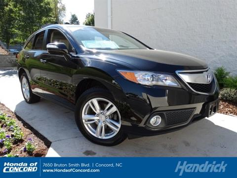 2015 Acura RDX for sale in Concord NC