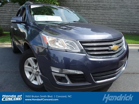2013 Chevrolet Traverse for sale in Concord NC