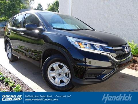 2016 Honda CR-V for sale in Concord NC