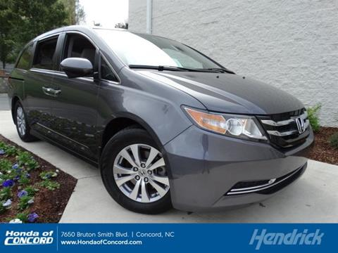 2016 Honda Odyssey for sale in Concord, NC