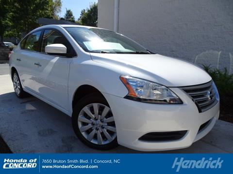 2014 Nissan Sentra for sale in Concord NC