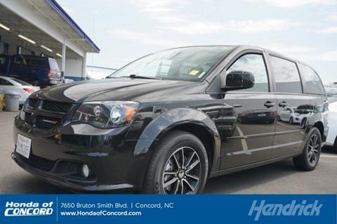 2015 Dodge Grand Caravan for sale in Concord NC