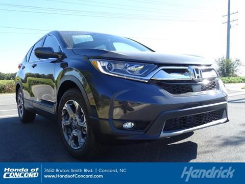 2017 Honda CR-V for sale in Concord NC