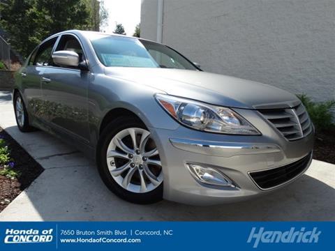 2013 Hyundai Genesis for sale in Concord NC