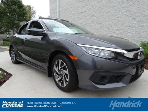 2016 Honda Civic for sale in Concord NC