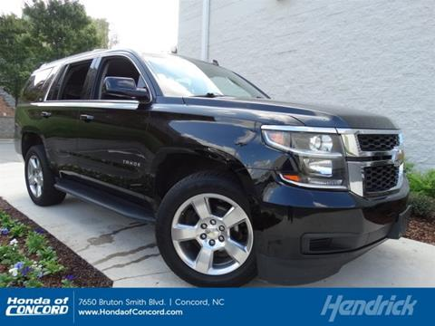 2015 Chevrolet Tahoe for sale in Concord, NC