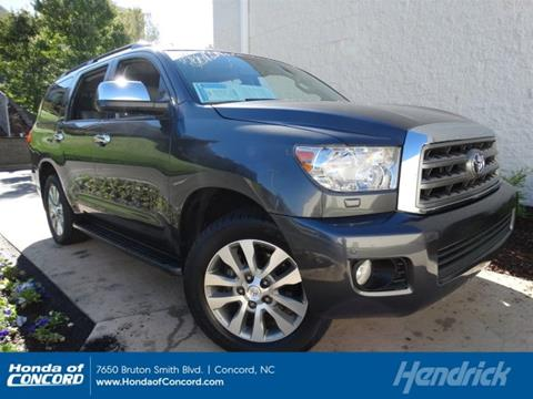 2014 Toyota Sequoia for sale in Concord NC