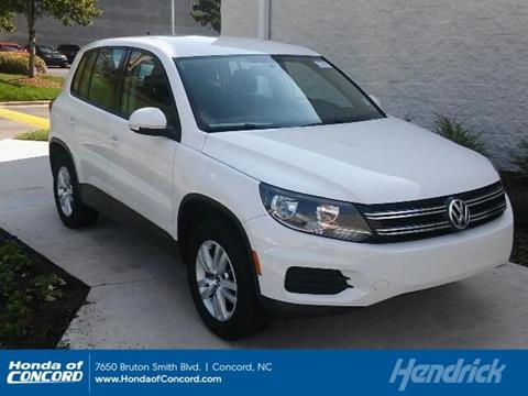 2012 Volkswagen Tiguan for sale in Concord NC