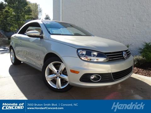 2012 Volkswagen Eos for sale in Concord NC