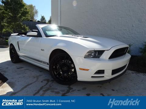 2013 Ford Mustang for sale in Concord NC