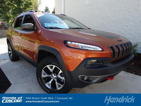 2015 Jeep Cherokee for sale in Concord, NC