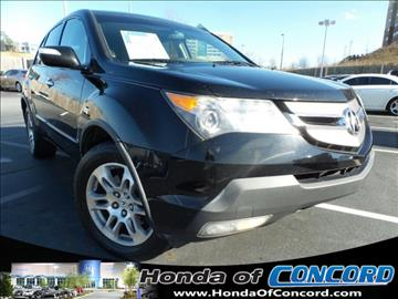 2007 Acura MDX for sale in Concord, NC