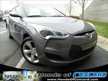 2013 Hyundai Veloster for sale in Concord, NC