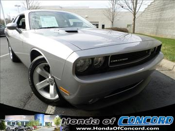 2014 Dodge Challenger for sale in Concord, NC