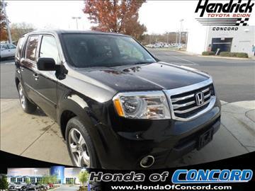 2014 Honda Pilot for sale in Concord, NC