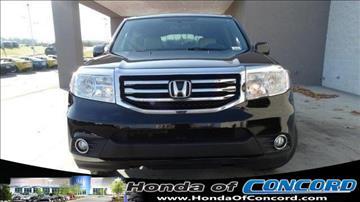 2013 Honda Pilot for sale in Concord, NC