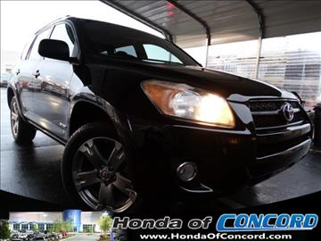 2010 Toyota RAV4 for sale in Concord, NC